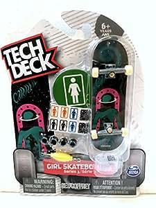 Amazon.com: Tech Deck Girl Skateboards Series 3 with