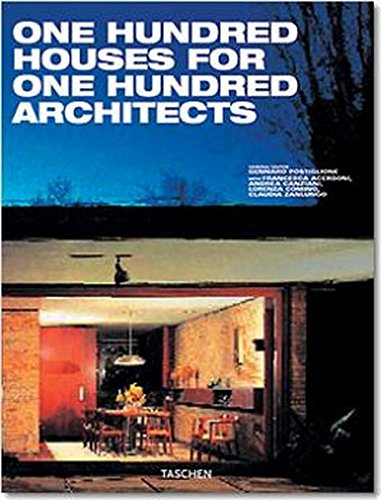 One Hundred Houses for One Hundred Architects
