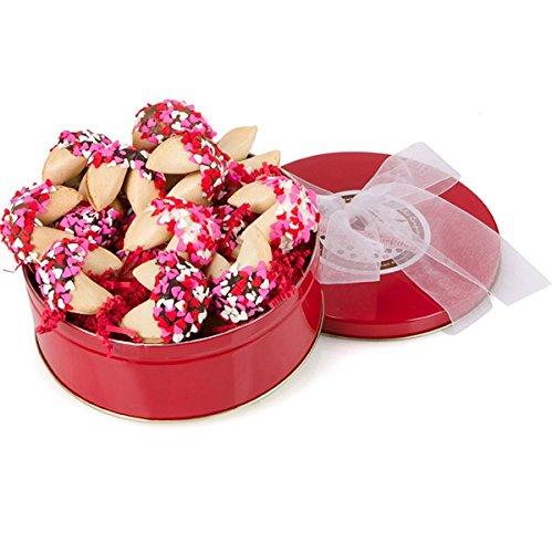 Heart Sprinkles Gourmet Fortune Cookies- - Wedding Gourmet Fortune Cookies Shopping Results