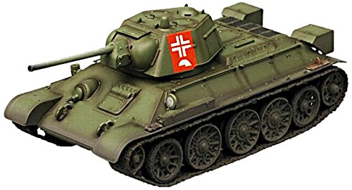 Easy Model T34/76 Tank 1943 German Army Die Cast Military Land Vehicles from Easy Model