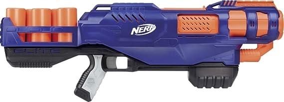 Unbekannt Hasbro E2853EU4 Nerf N-Strike Elite Barrage Trilogy