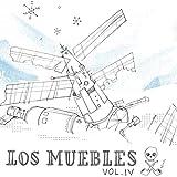 Los Muebles, Vol. 4 [Explicit]