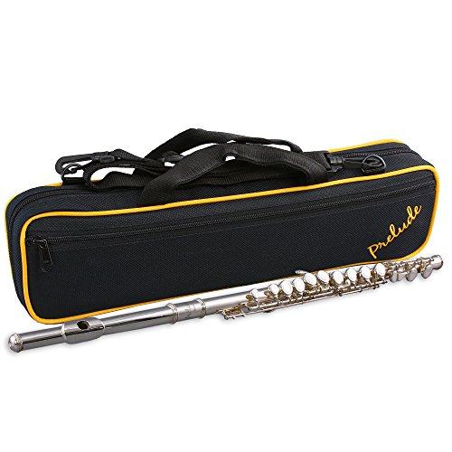 Selmer Prelude FL711 Student Flute with Legacy Care Kit by Prelude