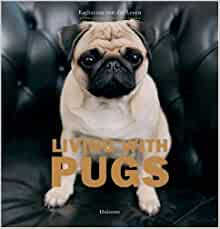 Hardcover Coffee Table Book The Book of Pugs