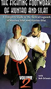 Amazon.com: FIGHTING FOOTWORK OF KUNTAO & SILAT A Complete ...
