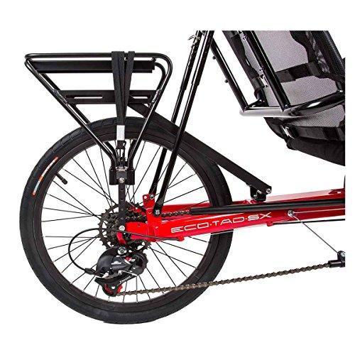 (Sun Seeker Recumbent Rear Carrier Bike Rack Rr Sun Skr Eco-tad Aly Bk)