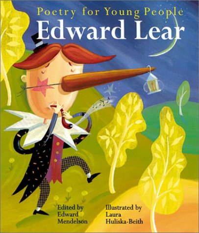 Poetry for Young People: Edward Lear - Book  of the Poetry for Young People