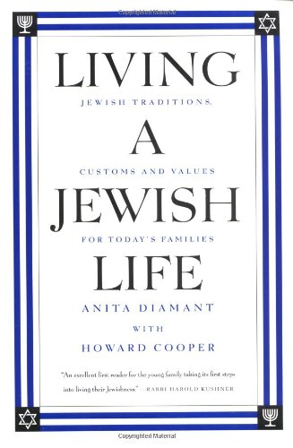 Living Jewish Life Updated Revised