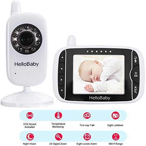hellobaby-32-inch-video-baby-monitor-with-night-vision-temperature-sensor-two-way-talkback-system