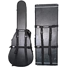 Congo Carrier Straps for Hard Instrument Cases