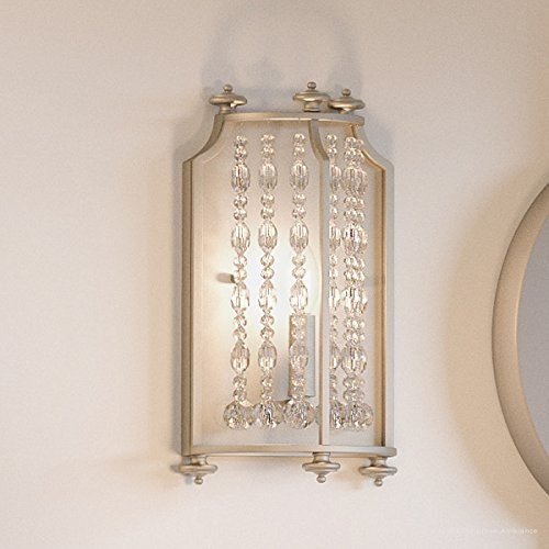 - Luxury Moroccan Wall Sconce, Small Size: 13.625