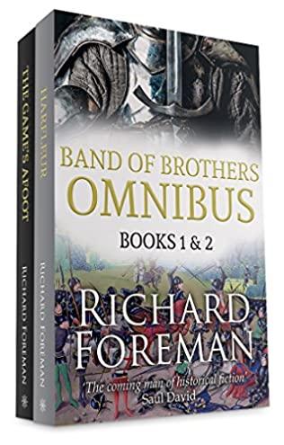 book cover of Band of Brothers Books 1 & 2