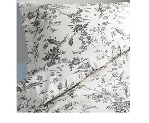 Ikea Alvine Kvist Twin Duvet Cover and Pillowcase (1 Duvet Cover and 1 Pillowcase)