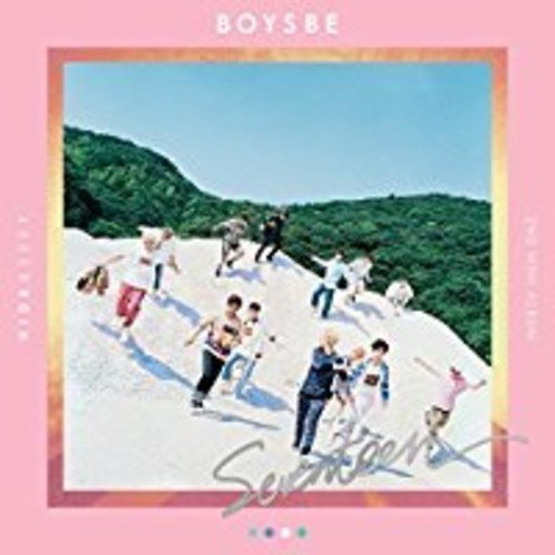 Boys Be (2nd Mini Album) Ver.Hide by Loen Entertainment