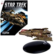 Star Trek Starships Collection 51 - HIROGEN WARSHIP