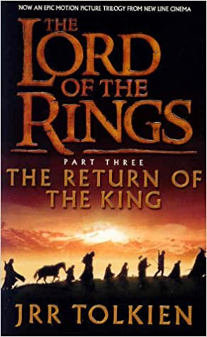 the return of the king book three in the lord of the rings trilogy