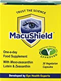 MacuShield Vegetarian - Pack of 30 Capsules