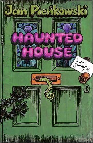 Haunted House: Amazon co uk: Jan Pienkowski: Books