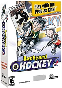 Backyard Hockey Pc Video Games Amazon Com