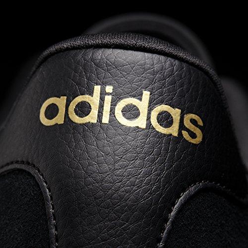 Vulc negbas Eu negbas Homme 44 Tennis dormat Vlcourt Chaussures Noir Adidas De 6Aqpnw57