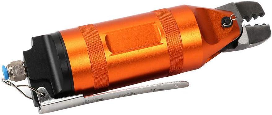 Druckluft Crimpzange Druckluft Zange Druckluftzange Druckluftwerkzeuge Dr/ähte Verbinder Klemmen 1,25 2,0 5,5 mm Schnittkapazit/ät