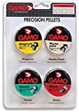 Gamo Air Gun Pellets Combo Pack 1000 Assorted .177 Cal.