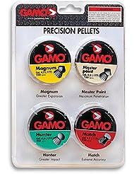 Gamo 632092754 Performance Airgun Pellets Combo Pack 1000 Ass...