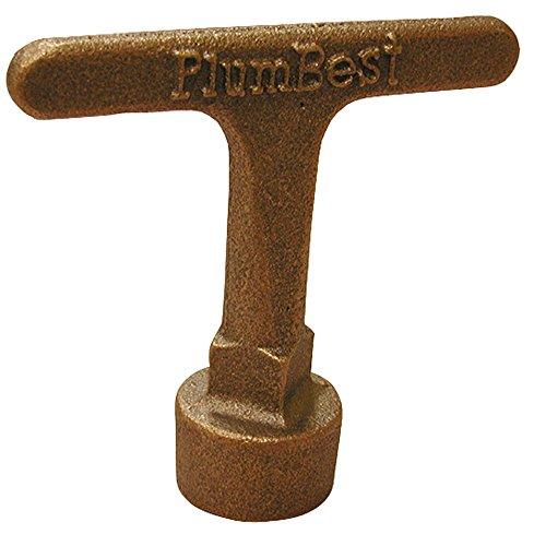 Jones Stephens Corp - Penta 5Pt Curb Box Wrench