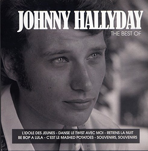 Coffret 5 CD Johnny Hallyday ''Best Of Années 60''