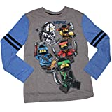 Lego Ninjago Movie Boys Ninja Shirt 7-16