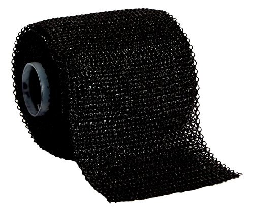 3M Health Care 82004A Plus Casting Tape, 4'' x 4 yd. Size, Black (Pack of 10)