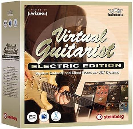 Virtual guitarist by steinberg rhythm guitar vst plugin, audio.