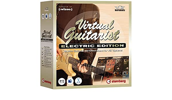 Steinberg virtual guitarist 2   my first jugem.
