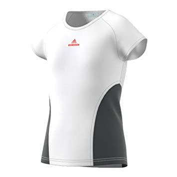 adidas Girl 'S Stella McCartney Barricade Tennis T Shirt