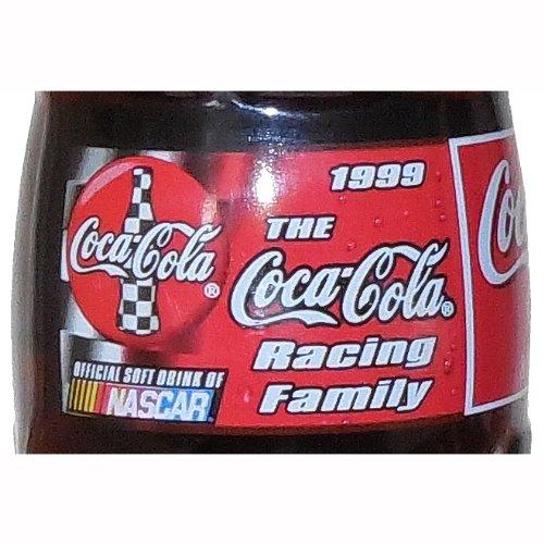 - Logo 1999 NASCAR Coca-Cola Racing Family Bottle