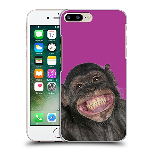 GoGoMobile Coque de Protection TPU Silicone Case pour // Q05620621 grand sourire bizantino // Apple iPhone 7 PLUS