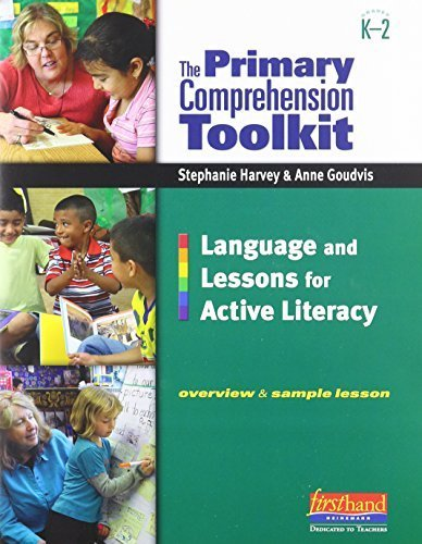 Comprehension Tool Kit - The Primary Comprehension Toolkit 3-Pack (Grade K-2) by Stephanie Harvey () Paperback