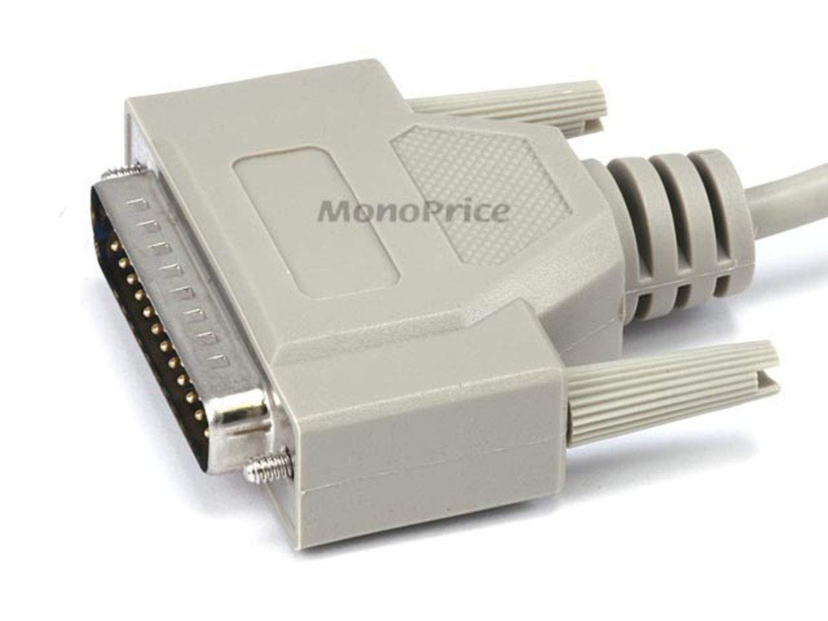 Monoprice 101587 50-Feet DB25 M/M Molded Cable (101587) by Monoprice (Image #2)