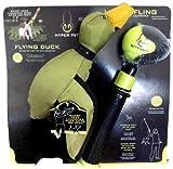 Hyper Pet Flying Duck Hyper Fling Tennis Ball Launcher, My Pet Supplies