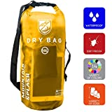 Waterproof Dry Bag 5L/10L/20L-Water Resistant Lightweight Backpack with Handle-Floating Dry Storage...
