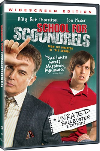 School for Scoundrels (Unrated Widescreen - In Dallas Malls Top