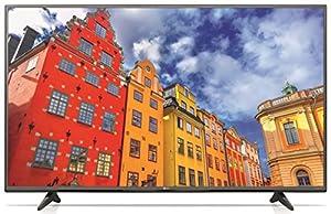 LG 43UF6809 108 cm (43 Zoll) Fernseher (Ultra HD, Smart TV, Triple Tuner,...
