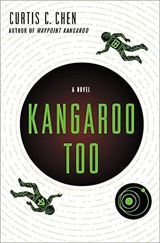 book cover of Kangaroo Too