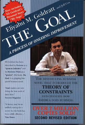 Pdf Business The Goal: A Process of Ongoing Improvement