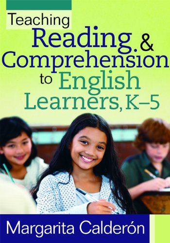 Teaching Reading & Comprehension to English Learners, K ()