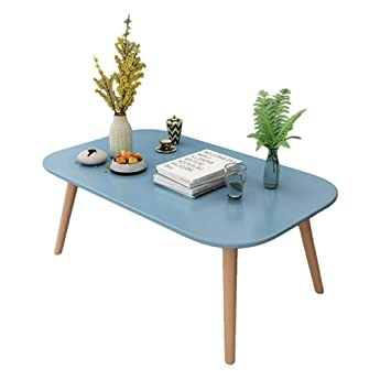 Home Warehouse Coffee Table Creative Wooden Leisure Reading Table Living  Room Side Table Corner Table Small