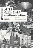 Arts appliqués et cultures artistiques 2e professionnelle : Guide de l'enseignant