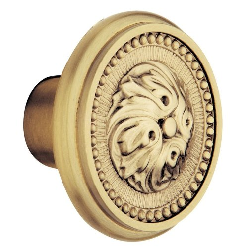 Baldwin Hardware 5050.060.MR Estate Ornate Knob Indoor Door by Baldwin