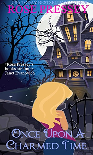 Once Upon a Charmed Time: A Witch Cozy Mystery  (Halloween LaVeau Witch Mystery Series Book 7) (Time For Halloween)