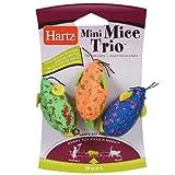 Hartz Mini Mice Trio Cat Toys, My Pet Supplies